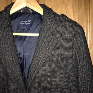 American Eagle Outfitters tweed jacket/blazer